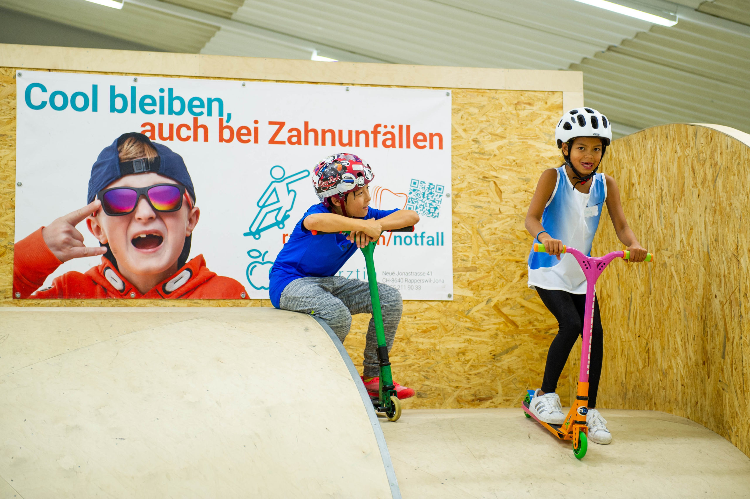 GKB Skatepark Wetzikon